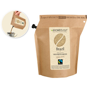 Growers Cup Specialty Coffee 2 Cups, Brazil
